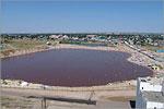 The salt lake Razval. Открыть в новом окне [29Kb]
