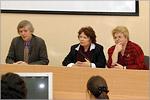 Виктор Мазурик, Аида Кирьякова, Наталья Шебаршова. Открыть в новом окне [138Kb]