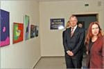 Тило Клиннер на выставке 'Диалог культур'. Открыть в новом окне [49Kb]