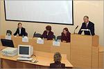 Лекция Тило Клиннера 'Россия и Европа. Евросоюз'. Открыть в новом окне [79Kb]