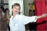 Кристина Кузькина. Клип на песню группы 'ВиаГра' 'Цветок и нож'. Открыть в новом окне [53Kb]