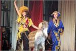 Елена Махрова. Эстрадный таджикский танец. Открыть в новом окне [71Kb]