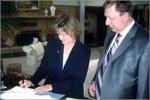 Подписание договора с Общественным колледжем Солт-Лейк-Сити. Открыть в новом окне [67,7 Kb]