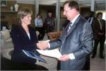Подписание договора с Общественным колледжем Солт-Лейк-Сити. Открыть в новом окне [66,7 Kb]