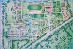 Карта университетского городка. Открыть в новом окне [62 Kb]