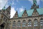 Ратуша в Гамбурге. Открыть в новом окне [71 Kb]