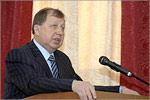 Ректор ОГУ В.П.Ковалевский. Открыть в новом окне [59,7Kb]