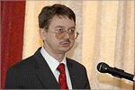 Проректор ОГУ по информатизации В.В.Быковский. Открыть в новом окне [53,1Kb]