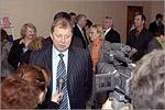 Ректор ОГУ В.П.Ковалевский. Открыть в новом окне [69,4Kb]