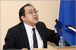 Г-н Ито Дзюн, глава представительства компании MHI в России и СНГ. Открыть в новом окне [64,7Kb]