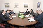 Встреча с С.Г. Горшениным. Открыть в новом окне [62,6Kb]