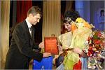 Вручение диплома 'Мисс Интернет'. Открыть в новом окне [88Kb]