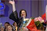 Ирина Гречишкина, руководитель театра моды 'Кристалл'. Открыть в новом окне [78,4Kb]
