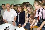 Экскурсия студентов АКИ в ООО 'Фирма 'Газпромавтоматика'. Открыть в новом окне [88 Kb]