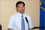 Цзиминь Чжао, ректор ЧПУ. Открыть в новом окне [71Kb]
