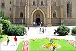 Кутна Гора. Собор св. Варвары. Открыть в новом окне [100 Kb]