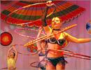 Цирк на сцене 'Антре'. Открыть в новом окне [89 Kb]