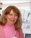 О. Чепурова, зав. каф. дизайна, дипломный рук-ль Л. Саттаровой. Открыть в новом окне [47Kb]
