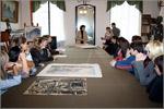 Семинар-выставка по акварельной живописи. Открыть в новом окне [86 Kb]