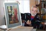 Власенко А.А. рассказывает о своих работах. Открыть в новом окне [68 Kb]