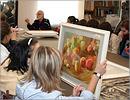 Семинар-выставка по акварельной живописи. Открыть в новом окне [90 Kb]