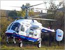 Вертолеты Ка-226 над стадионом 'Прогресс'. Открыть в новом окне [59 Kb]