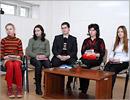 Встреча с молодыми писателями Приволжья. Открыть в новом окне [78 Kb]