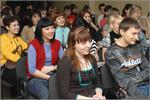 Встреча с молодыми писателями Приволжья. Открыть в новом окне [96 Kb]