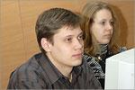 Евгений Косарев и Юлия Шляхина. Открыть в новом окне [44Kb]