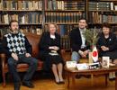 Литературная гостиная, посвященная творчеству Харуки Мураками. Открыть в новом окне [81 Kb]