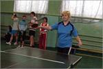 Соревнования по настольному теннису. Открыть в новом окне [91 Kb]