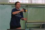 Соревнования по настольному теннису. Открыть в новом окне [71 Kb]