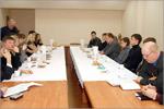 Встреча ректора с именными стипендиатами. Открыть в новом окне [66 Kb]