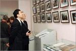 В музее истории ОГУ. Открыть в новом окне [70 Kb]