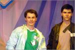 Студент АКИ Андрей Козлов на конкурсе 'Мистер ОГУ'. Открыть в новом окне [89 Kb]