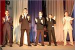 Участники конкурса 'Мистер ОГУ - 2009'. Открыть в новом окне [75 Kb]