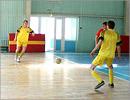 Турнир по мини-футболу, посвященный Дню космонавтики. Открыть в новом окне [68 Kb]