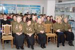 Встреча с ветеранами войны. Открыть в новом окне [85 Kb]