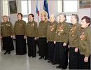 Встреча с ветеранами войны. Открыть в новом окне [60 Kb]