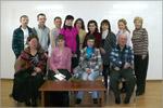 Встреча с оренбургскими писателями. Открыть в новом окне [68 Kb]