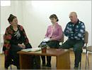 Валентина Рузавина, Светлана Филатова, Владимир Курушкин. Открыть в новом окне [58 Kb]