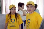 Студенты ФПП на выставке НТТМ-2009. Открыть в новом окне [70Kb]
