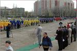 Спортивный праздник в ОГУ. Открыть в новом окне [75Kb]