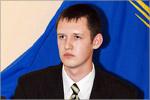 Дмитрий Лазарев, слушатель МАГУ. Открыть в новом окне [59 Kb]