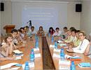 Заседание круглого стола по проблемам трудоустройства выпускников. Открыть в новом окне [65 Kb]
