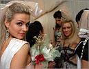 Марина Шинкаренко стала победительницей отборочного этапа конкурса дизайнеров одежды. Открыть в новом окне [53 Kb]