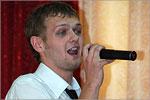 Золотой голос факультета - Денис Юшко (07НН-1). Открыть в новом окне [42 Kb]