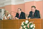 Участие студентов ОГУ в форуме оренбургской молодежи. Открыть в новом окне [48 Kb]