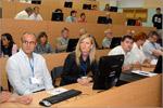Cлушатели IV Международных лингвистических курсов. Открыть в новом окне [84 Kb]