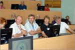 Cлушатели IV Международных лингвистических курсов. Открыть в новом окне [70 Kb]